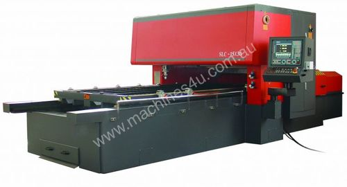 Asset Plant Machinery Pty Ltd Unity Laser Profiling Machines - Modern features at a very affordable price