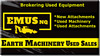 EMUS - Earth Machinery Used Sales