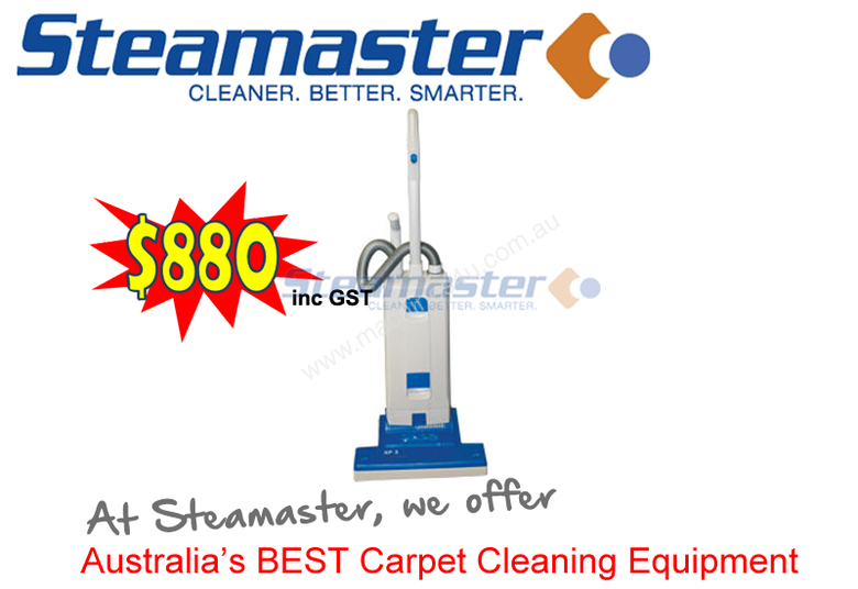 New 2015 Steamaster COLUMBUS XP3 Industrial Vacuums in Greenacre, NSW ...