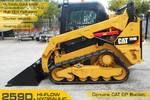 259.D XPS / CAT 259D Track Loader HIGH FLOW 2SP