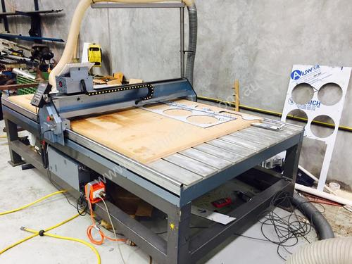 ... /Nesting CNC's - Second Hand Flatbed/Nesting CNC's for sale Australia