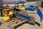 150x900mm Combo Chain Skid Steer Trencher