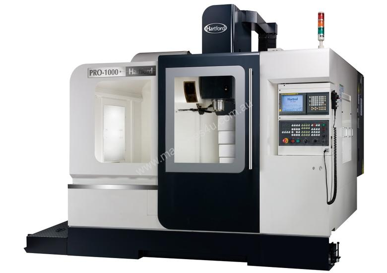 ... CNC Machining Centre for sale - Hartford PRO 1000 - From $95,000