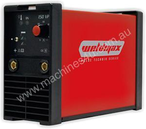 150VP Inverter MMA/TIG with PULSE in Carry case