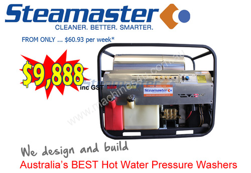 Steamaster Typhoon 1724H Petrol Cleaner