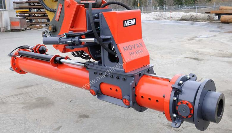 ... Attachments for sale - MOVAX Piling Hammer - NOW IN AUSTRALIA