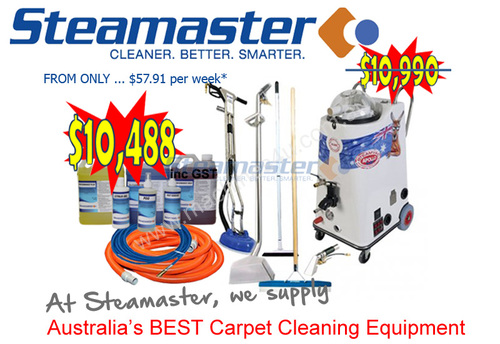 Steamaster Apollo HP PRO Carpet & Tile Cleaner