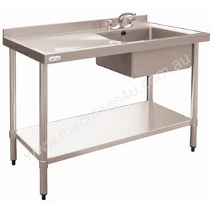 Stainless Steel Sink Bench Melbourne : Stainless Steel Sink Bench for ...
