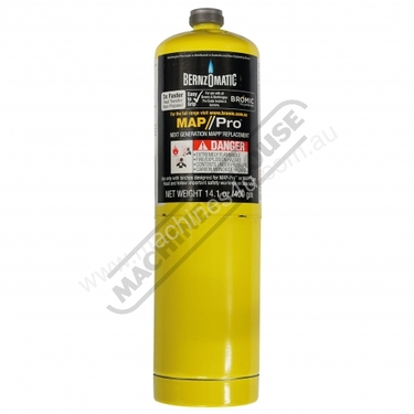MAP-PRO MAP Gas Disposable Cylinder 400g OTMP