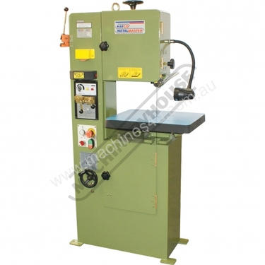 VB-300 Metal Cutting Vertical Band Saw 310 x 175mm