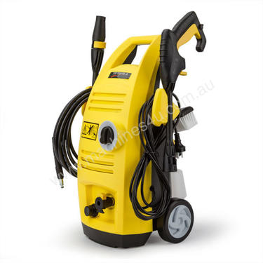 2350W 3200psi Electric Pressure Washer Turbo Heads