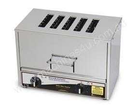 Vertical Toaster - Roband TC55 - 5 Slices-10 Amp