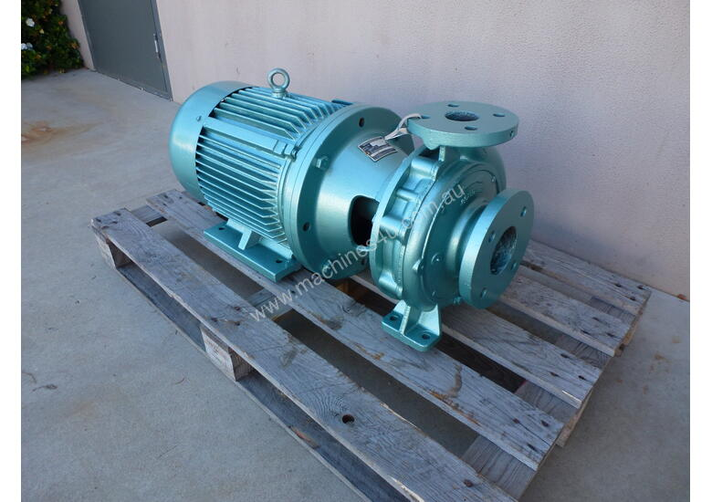 Used Southern Cross 80x50 200 Electric Water Pump In