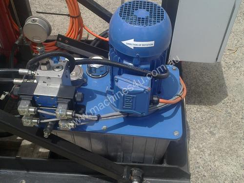 1.5Kw + directional cont - Production Products Hydraulic Power Packs