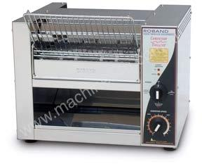 Conveyor Toaster - Roband TCR10 - 10 Amp