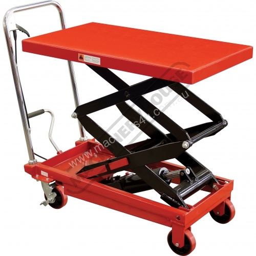 New Hafco Lth 350 Hydraulic Scissor Lift In Melbourne