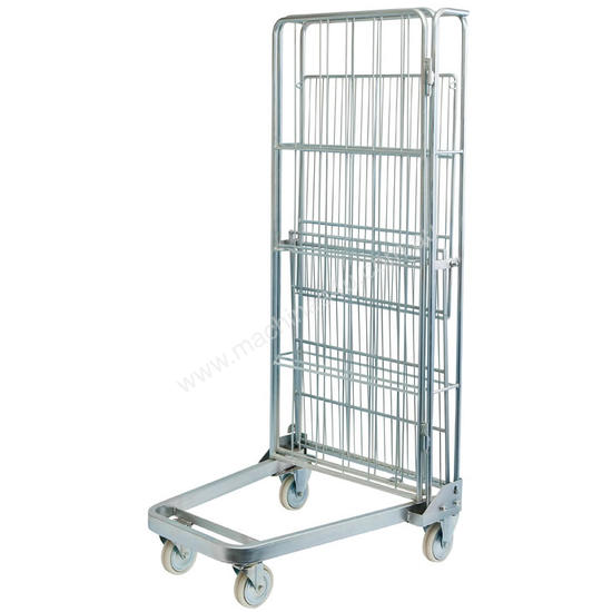 New Handling Gear Roll Cage Trolley Stock Perth Folding ...