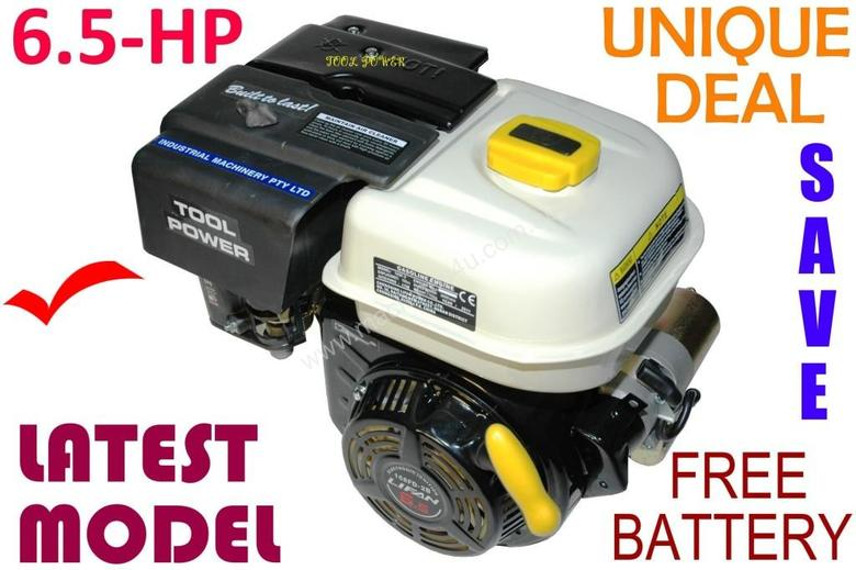 New Tool Power Engine 6 5 Hp Lifan Tough Model For Go