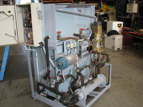 Industrial Water Chiller & Heater