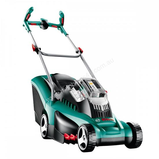 new bosch rotak37 li brush mower in smithfield nsw price. Black Bedroom Furniture Sets. Home Design Ideas