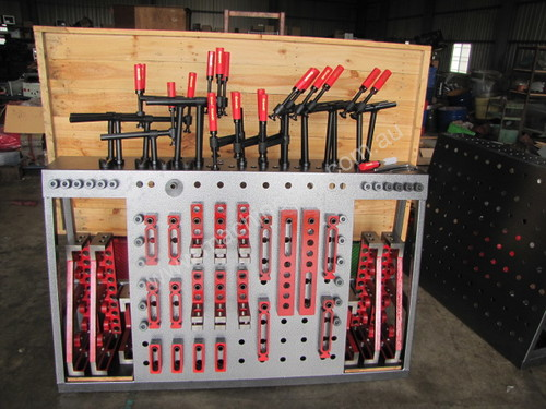 GandtWeld Welding Fixture Tool Kit 99 Pieces