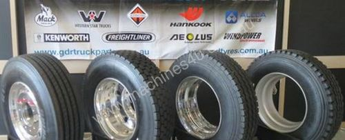 Accessories & Truck Parts Tyres Wheels/Tyres