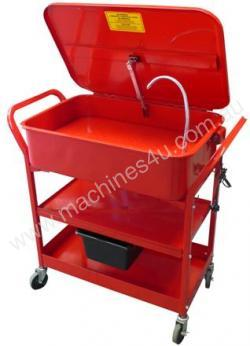 MOBILE PARTS WASHER 20G (DELUX)