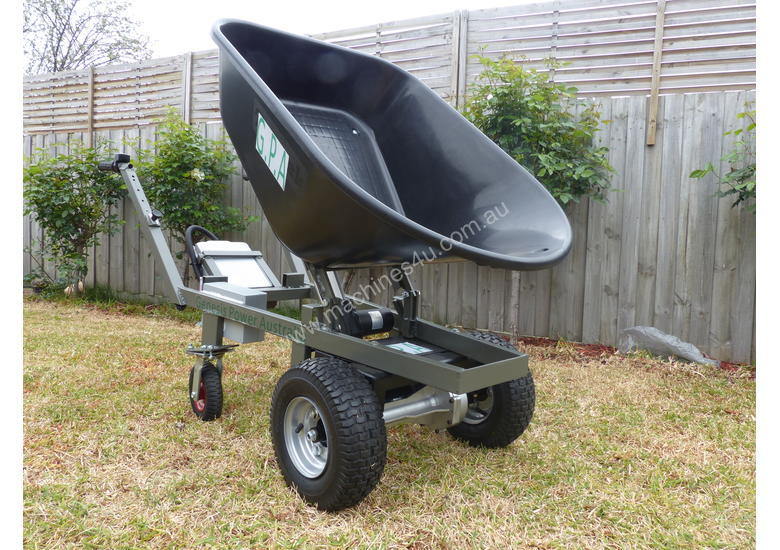 electric motorized wheelbarrow bing images