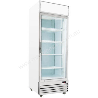 F.E.D. LG-600E Single Door Display Fridge