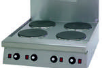 Goldstein PEB4S Solid Plate Electric Cooktop