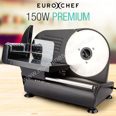 Black Electric Meat Slicer- Food Processor Bread