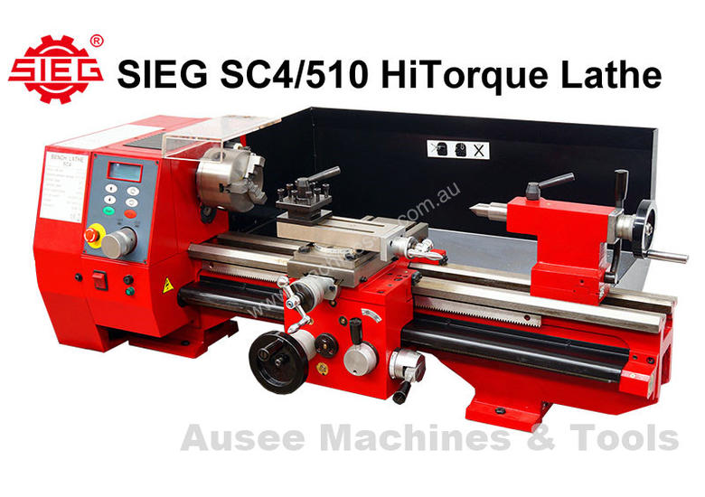 New Sieg Sc4 510 Bench Top Lathes In Dandenong Vic Price 1 980