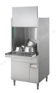 Comenda - Front Loading Utensil Washer - GE805RCD
