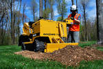 RAYCO RG 1635 Super Jr - Self-Propelled Stump Cutt