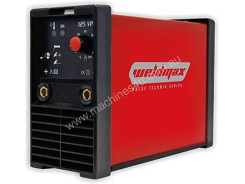 125VP Inverter MMA/TIG with PULSE in  Carry Case