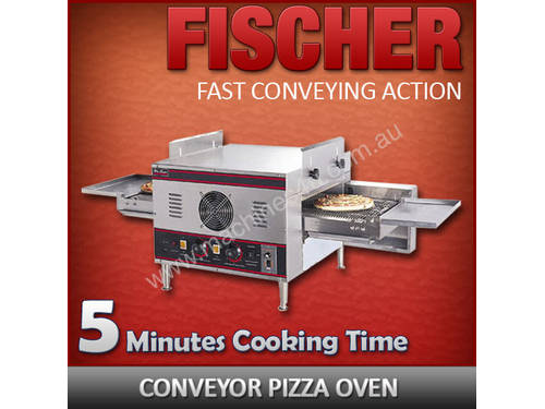 """LARGE 18"""" COMMERCIAL CONVEYOR PIZZA OVEN"""