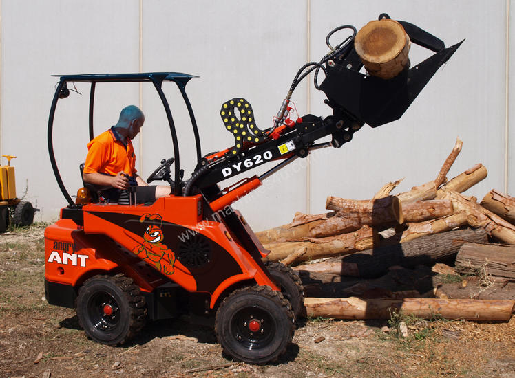 New 2015 Angry Ant Mini Loader Angry Ant DY620 Mini