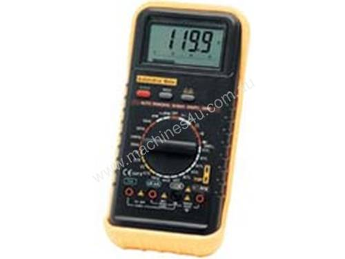 ABW  Automotive Multimeter Computer Safe