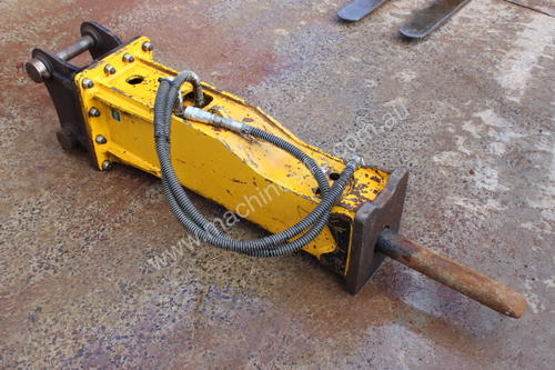 4 - 7T HYDRAULIC BREAKER - Impact Construction Equipment Rock Breaker