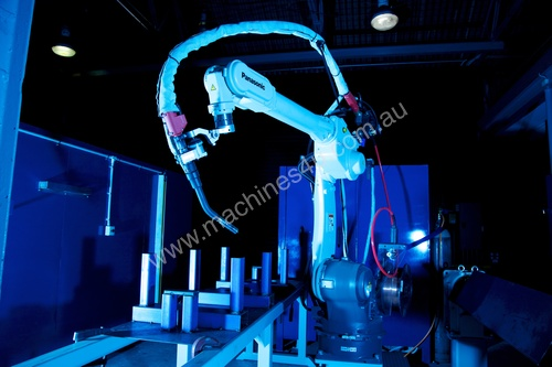 Robot Welding Systems - Panasonic Welding Robot Machines