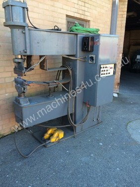 Projection Welder - Norman Metal Machinery Miscellaneous