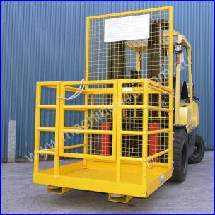 New Swf Forklift Attachments for sale - Man Cage - $0