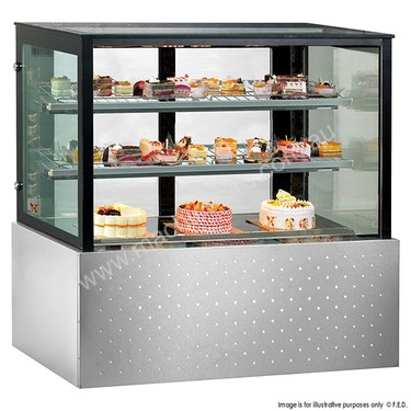 chilled cake display cabinets 1