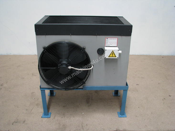 Oil Coolers For Hydraulic Systems : Used mc hydraulic oil cooler in