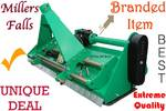 Flail Mower 1965mm, 384kg, 3 point linkage + PTO**