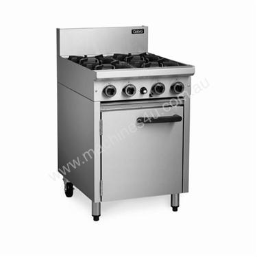 Cobra CR6D 600mm Gas Ranges - Gas Static Oven Rang