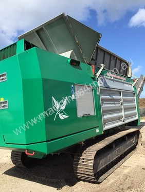 Used Komptech Wood Chippers and Shredders for sale