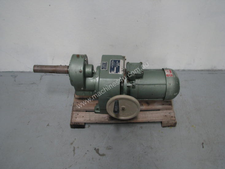 Used C H Variable Speed Drive Electric Motor 2hp C H