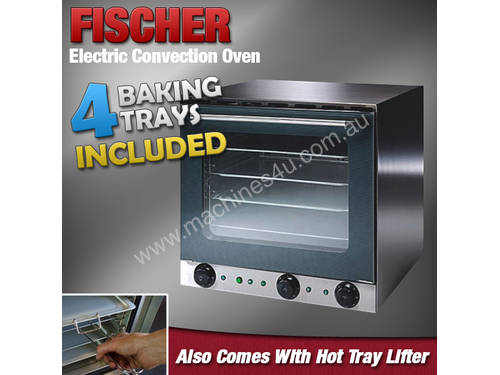 Electric Convection Oven CO-4A