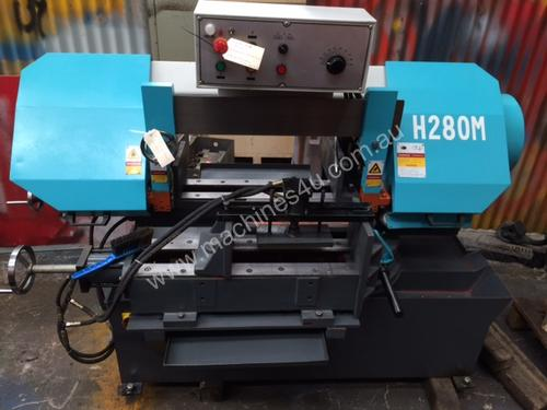 NEW Machtech H-280M Mitre Cut Bandsaw. 220 x 650mm